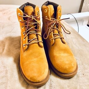 Timberland Shoes - TIMBERLAND LINDEN WOODS LACE-UP COMBAT BOOT